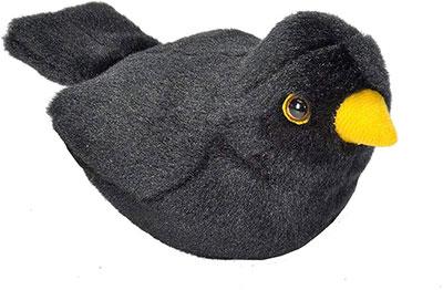 RSPB Blackbird Soft Toy