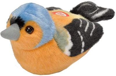 RSPB Chaffinch Soft Toy