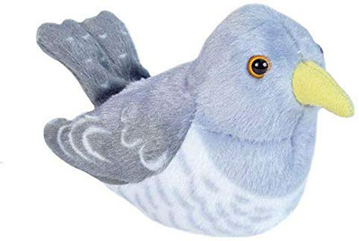 RSPB Cuckoo Soft Toy