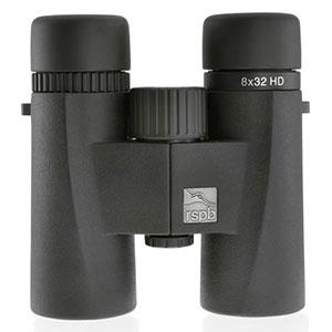 RSPB HD Binoculars 8 x 32
