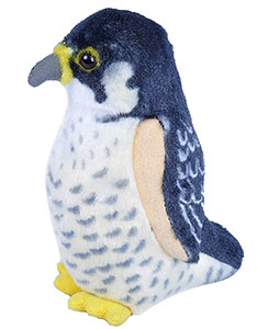 RSPB Peregrine Falcon Soft Toy
