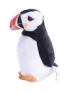 RSPB Atlantic Puffin Soft Toy