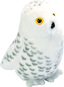 RSPB Snowy Owl Soft Toy