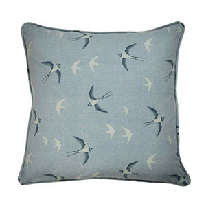 RSPB Swallows Cushion