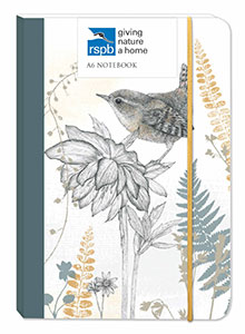 RSPB Wren Notebook