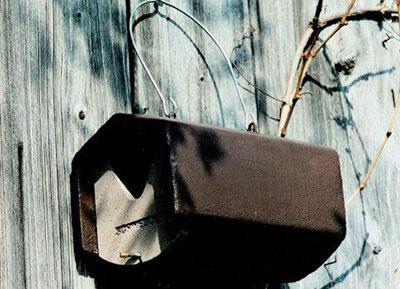 2HW Schwegler Nest Box