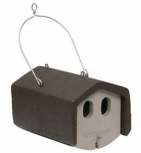 1N Schwegler Deep Nest Box