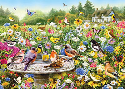 The Secret Garden Jigsaw Puzzle
