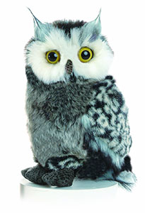 Great Horned Owl Soft Toy