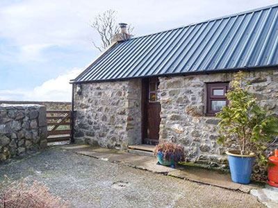 The Bothy, Bridge of Marnoch nr Huntly, Moray