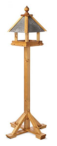 Tom Chambers Bedale Slate Roof Bird Table
