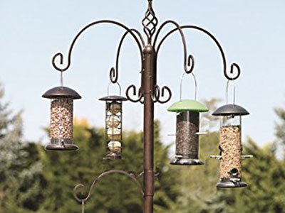 Choices Deluxe Hammertone SEED NUT or FAT BALL Bird Feeders