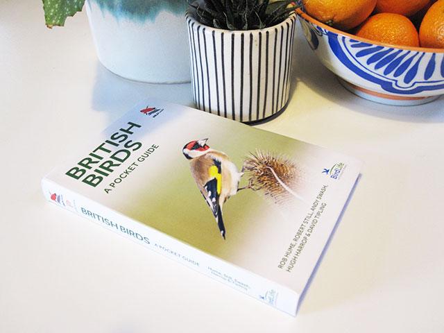 British Birds Pocket Guide