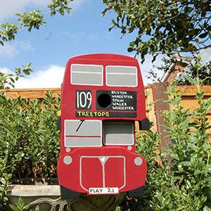 Bus Bird Box