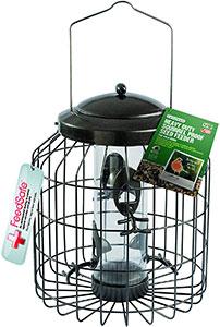 Gardman Heavy Duty Squirrel Proof Seed Bird Feeder