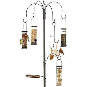 Happy Beaks Bird Feeding Station