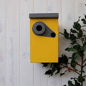Speed Camera Bird Box