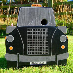 Taxi Bird Box