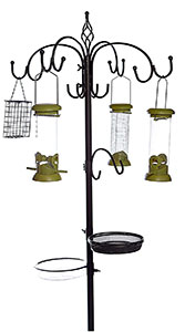 Ultimate Wild Bird Feeding Station