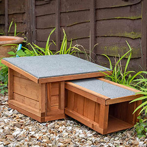 Ventilated Hedgehog House