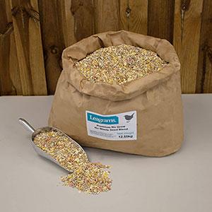 Leagrams No Grow Bird Seed Mix