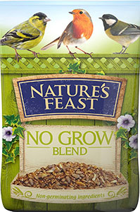 Nature's Feast No Grow Blend