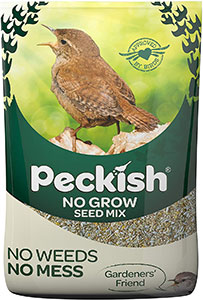 Peckish No Grow Seed Mix