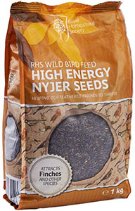 RHS High Energy Nyger Seeds