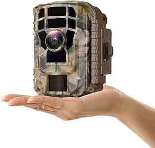 Campark Mini Wildlife Trail Camera