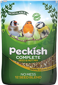 Peckish Complete Bird Food