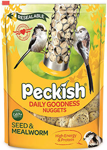 Peckish Daily Goodness Nuggets