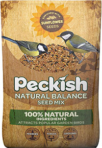 Peckish Natural Balance Seed Mix