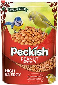 Peckish Peanut Kernels