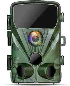 Toguard Wildlife Camera 20MP 1080P With Night Vision