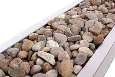 Natural Smooth River Stones