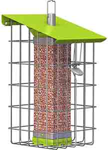 The Nuttery Geohaus Nut Feeder