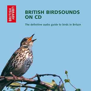 British Bird Sounds On CD