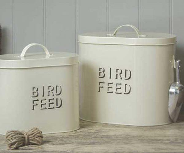 Bird Food Storage