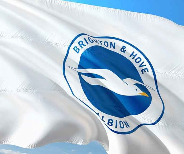 Brighton And Hove Football Flag
