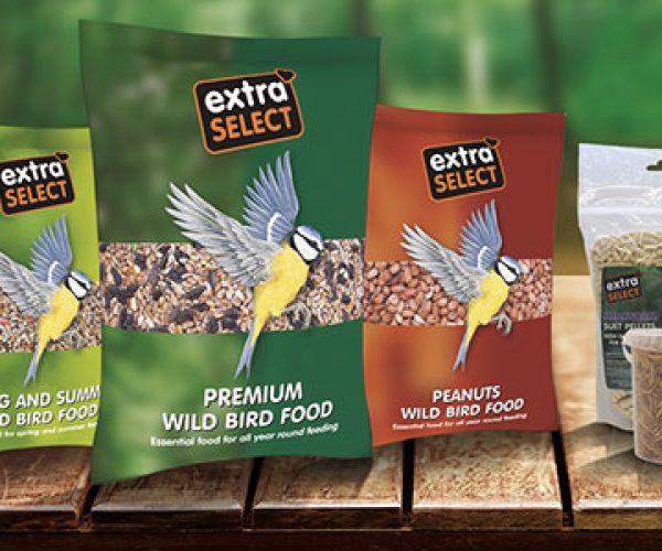 Extra Select Bird Food