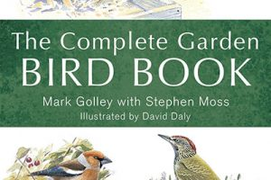 Garden Birds Books