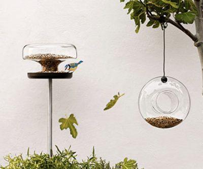 Modern Bird Feeders