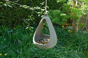 Pear Drop Bird Feeder
