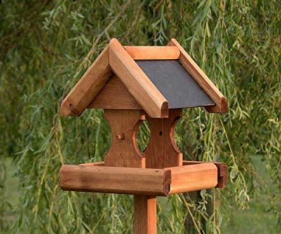 Riverside Woodcraft Bird Table