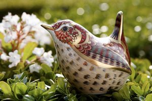 Royal Crown Derby Bird Paperweight