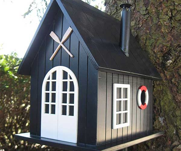Unusual Birdhouse